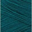 COTTON SOFT 63 павлиновая зелень