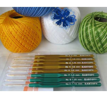Крючок для вязания KARTOPU