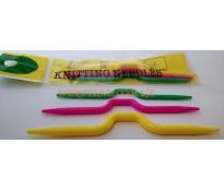 Набор спиц для вязания кос