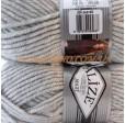 SUPERLANA MAXİ 208 светло-серый меланж