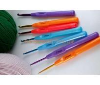 Крючок для вязания с ручкой