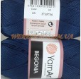BEGONIA 0066 тёмный джинс
