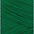 COTTON SOFT 52 зелёный