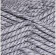 ALPINE ALPACA 447 серый меланж