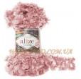 PUFFY FUR 6102 розовый