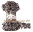 PUFFY FUR 6105 тёмно-серый