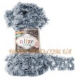 PUFFY FUR 6107 серый