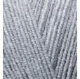 LANAGOLD FINE 21 серый меланж