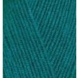 LANAGOLD FINE 640 павлиновая зелень