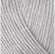 YARNART BABY COTTON 406 серый