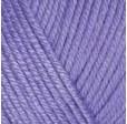 YARNART BABY COTTON 418 лаванда-лиловый