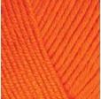 YARNART BABY COTTON 421 оранжевый