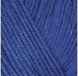 YARNART BABY COTTON 456 синий камень