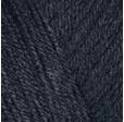 YARNART BABY COTTON 460 чёрный