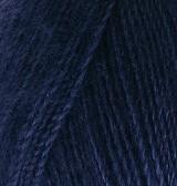 полуночный синий